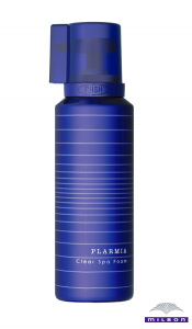 1.PLARMIA Clear Spa Foam 170g